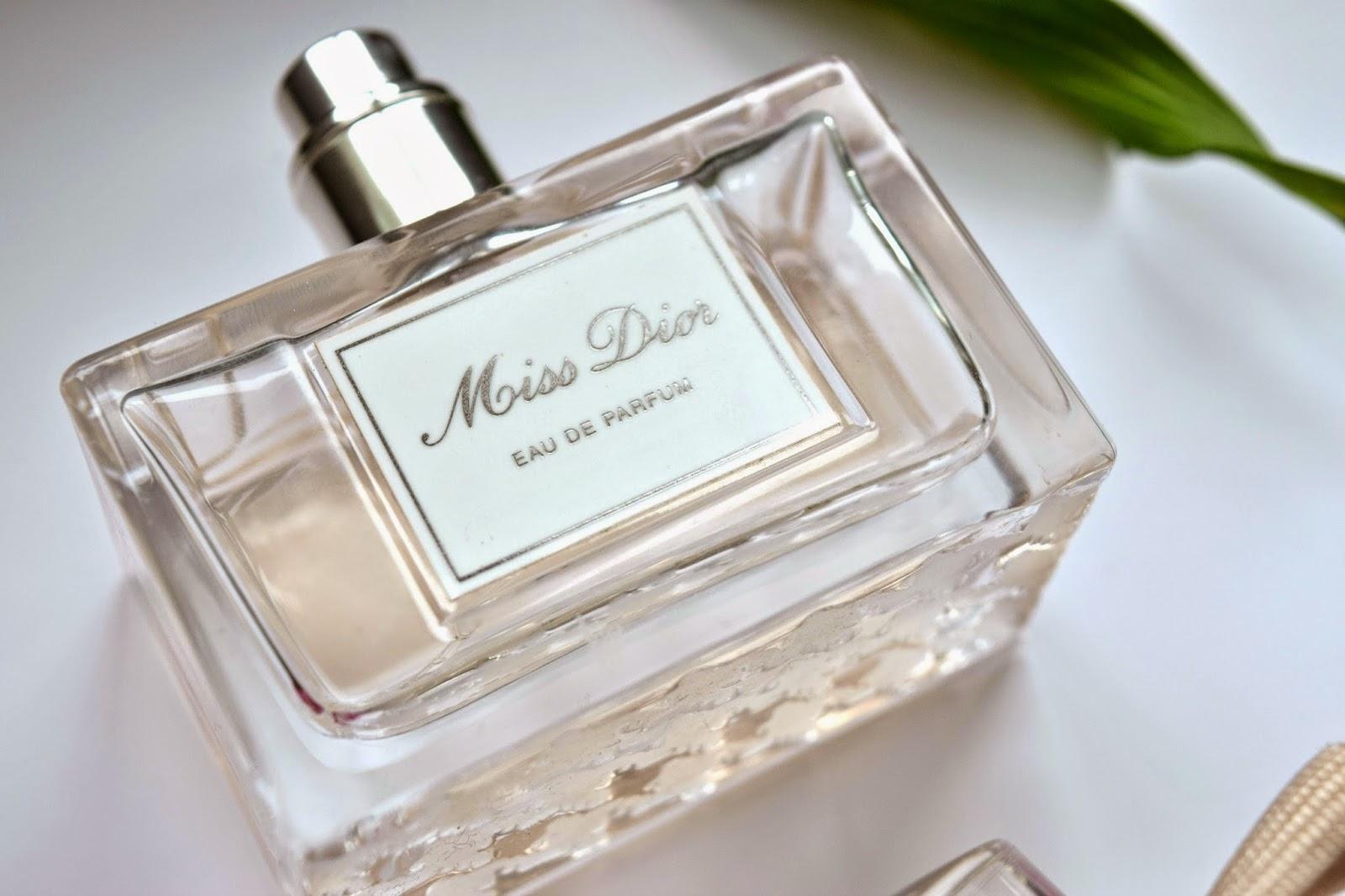 Perfume, Reviews, Miss Dior, Chloe, Jo Malone, Miss Dior, Eau De Parfum