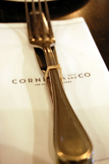 Stitch and Bear - Cornelia & Co - Place setting