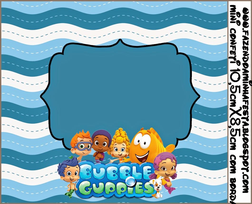 Bubble Guppies Party Invitation great essay examples – Bubble Guppies Party Invites