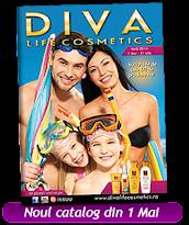 Catalog Diva Life Cosmetics!