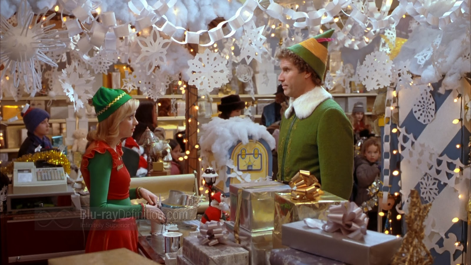 Mr. Movie: Elf (2003) (Movie Review)