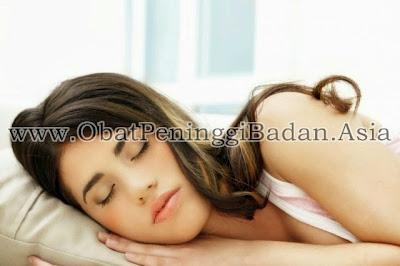 Cara Meninggikan Badan Tidur yang Cukup Tidur Mempengaruhi Tinggi Badan Cara Menambah Tinggi Badan Obat Peninggi Badan Vitamin Tianshi Tiens Susu Kalsium Spirulina Teh Detox Zinc Tidur Malam Begadang