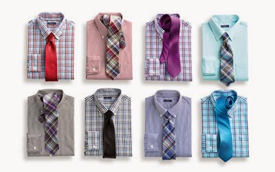 Stylish Dress Shirts and Ties
