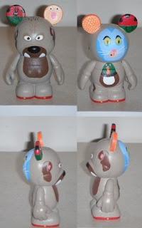 Spotlight On Custom Artist Crazy4vinyls Toy Story Series