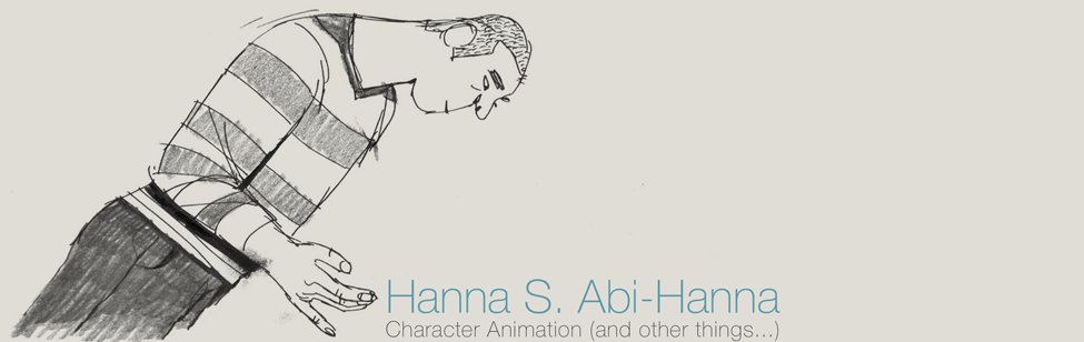 Hanna Abi-Hanna's Animation Blog