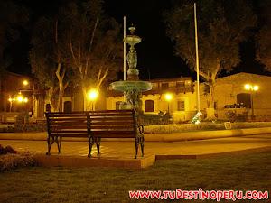 Plaza de Armas de Moquegua