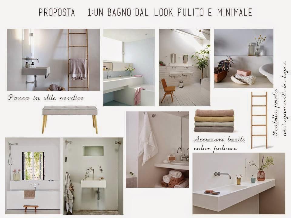E-Design Shop: Rinfrescare il look di un bagno • la tazzina blu