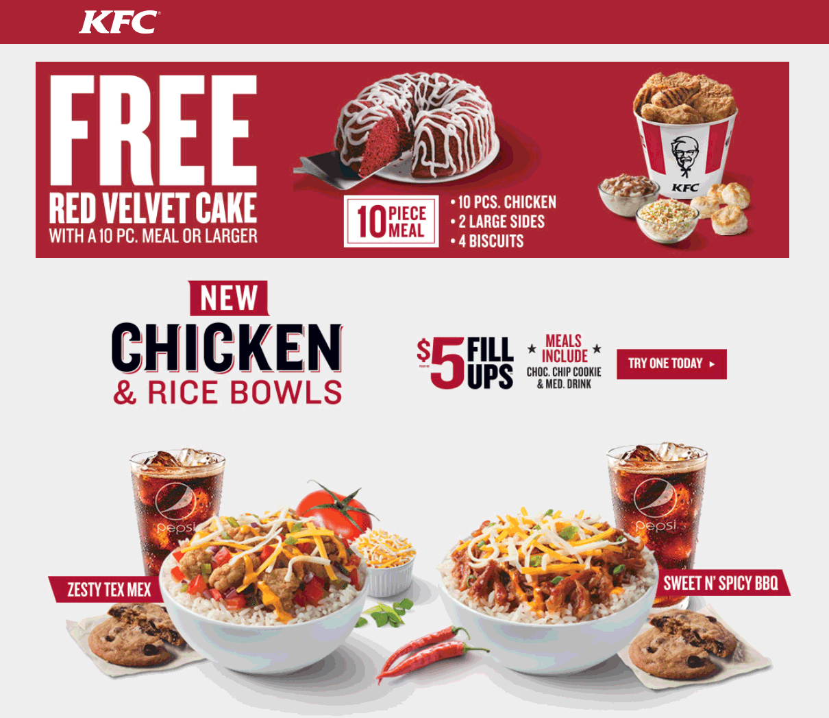 Kfc discount coupons sydney