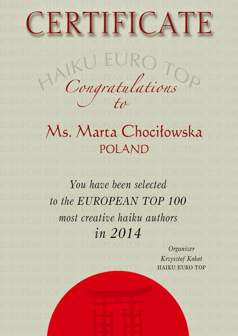 EUROPEAN TOP 2014