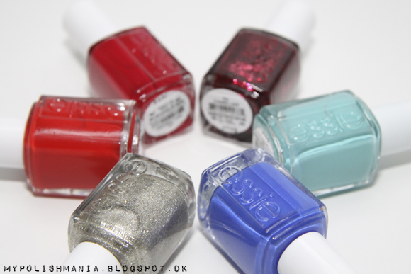 Essie Winter 2012