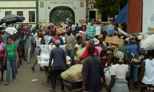 Haití bloqueará entrada de productos desde Rep. Dom. a partir del viernes