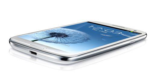 Samsung Galaxy S3 - MicroUSB Slot