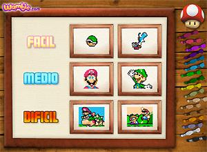 Costuras do Mario
