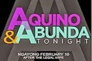 Aquino and Abunda Tonight January 20 2015
