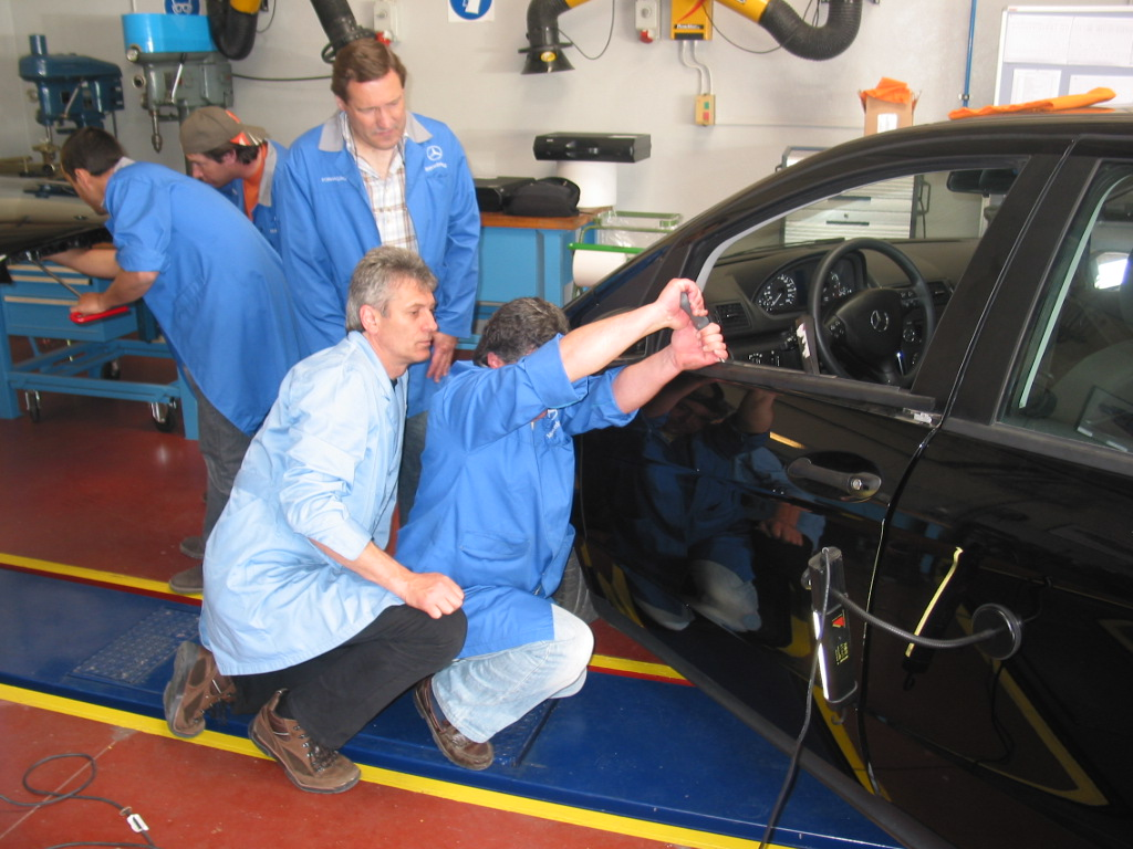 Smart Repair Smart Repair Training Is A Important Step