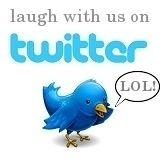 Laugh with us on Twitter!