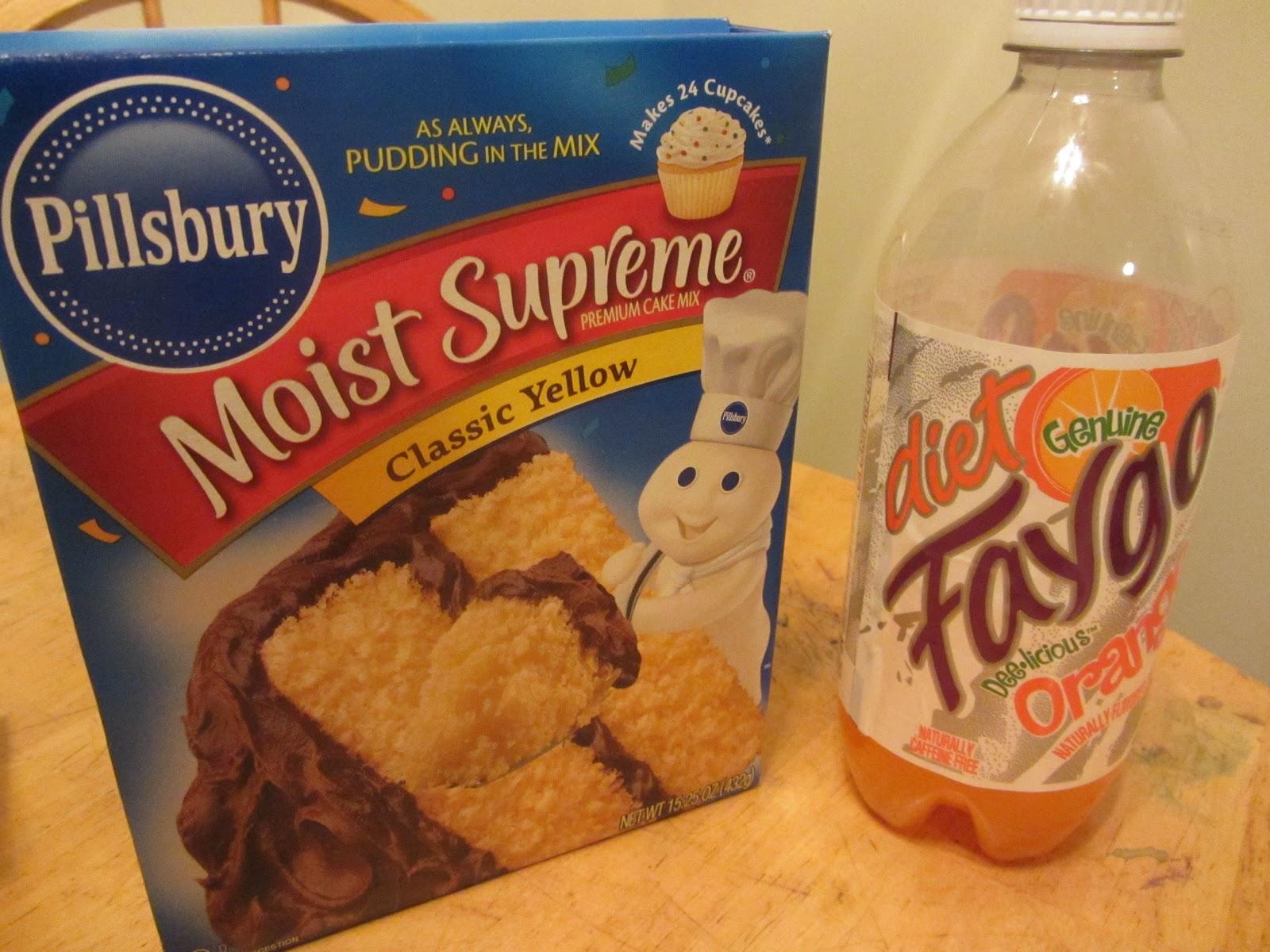 Recipe For Faygo Soda Pop Cake