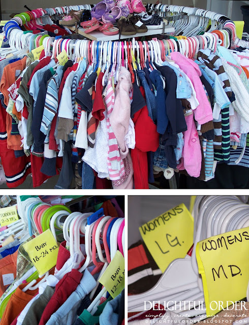 Pricing For Yard Sale Baby Clothes
