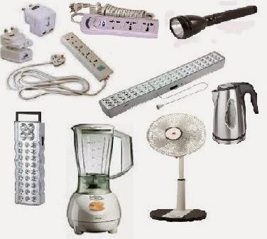 ادوات كهربائية مستوردة - مشروع استيراد ادوات كهربائية