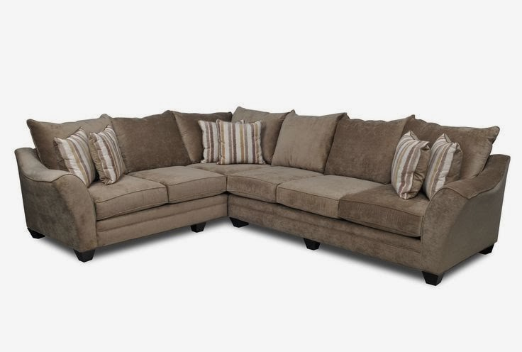 Belleview Sectional From Living Spaces