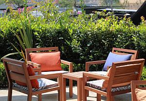 Multinotas muebles para terrazas - Colchones para terraza ...