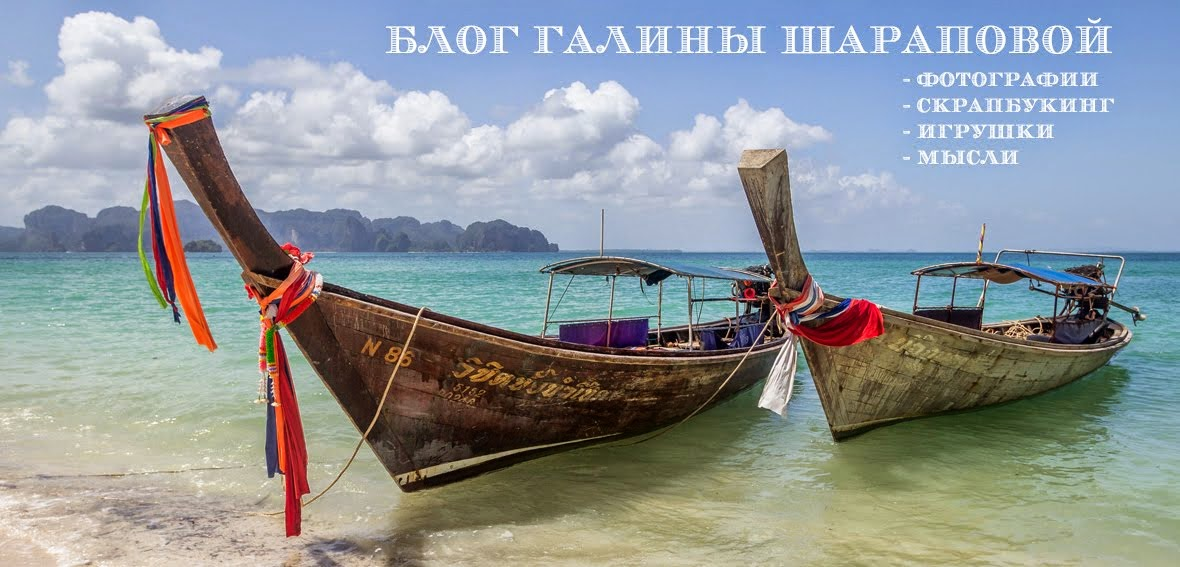 Блог Галины Шараповой