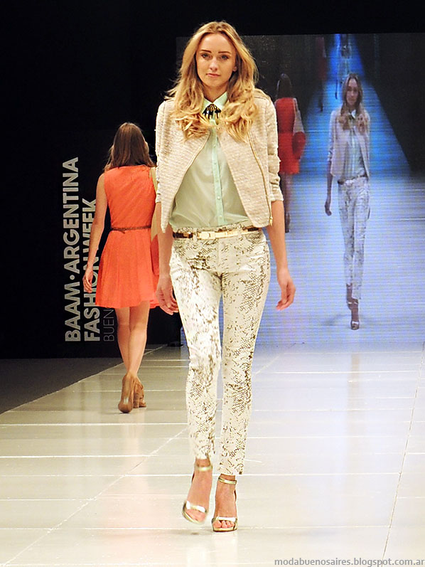 Markova looks verano 2014. Moda verano 2014.