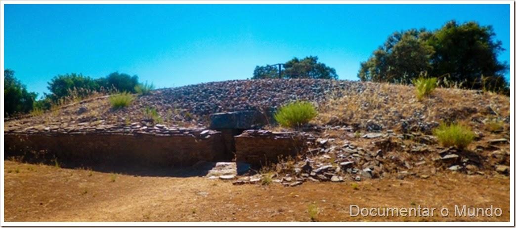 Monumento nº 7; Monumentos Megalíticos de Alcalar; Férias no Algarve