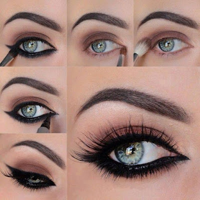 Sexy Eye Makeup Ideas for Girls