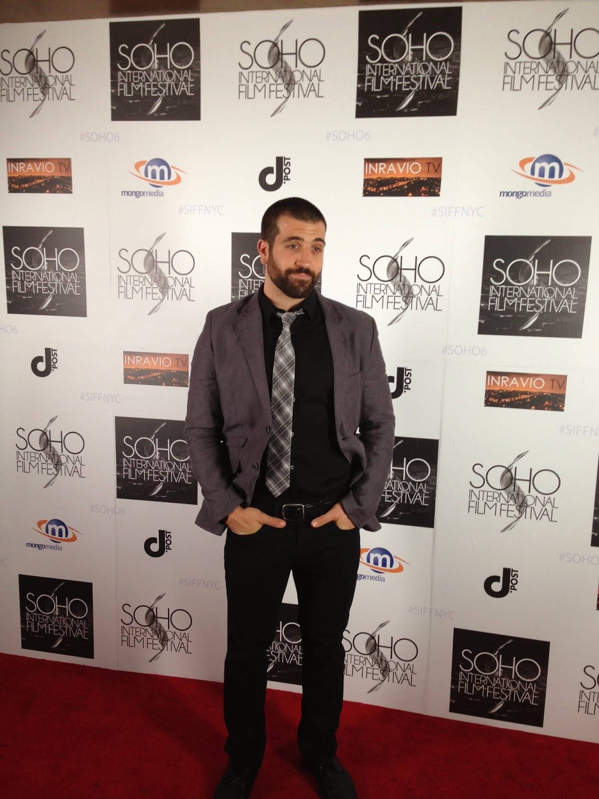 lucky number movie screening at the soho film festival a daze in producer michael d lynch