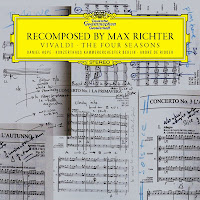 Vivaldi Four Seasons Recomposed Max Richter Daniel Hope