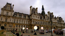 Hotel De Ville Paris Inside