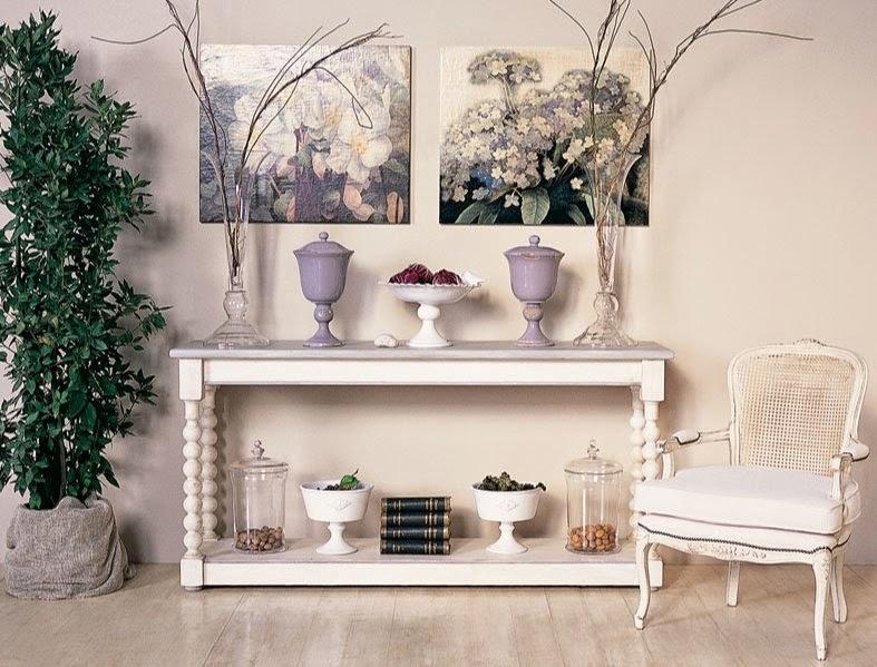 Boiserie c arredamento d cor floral touch for Flamant arredamento