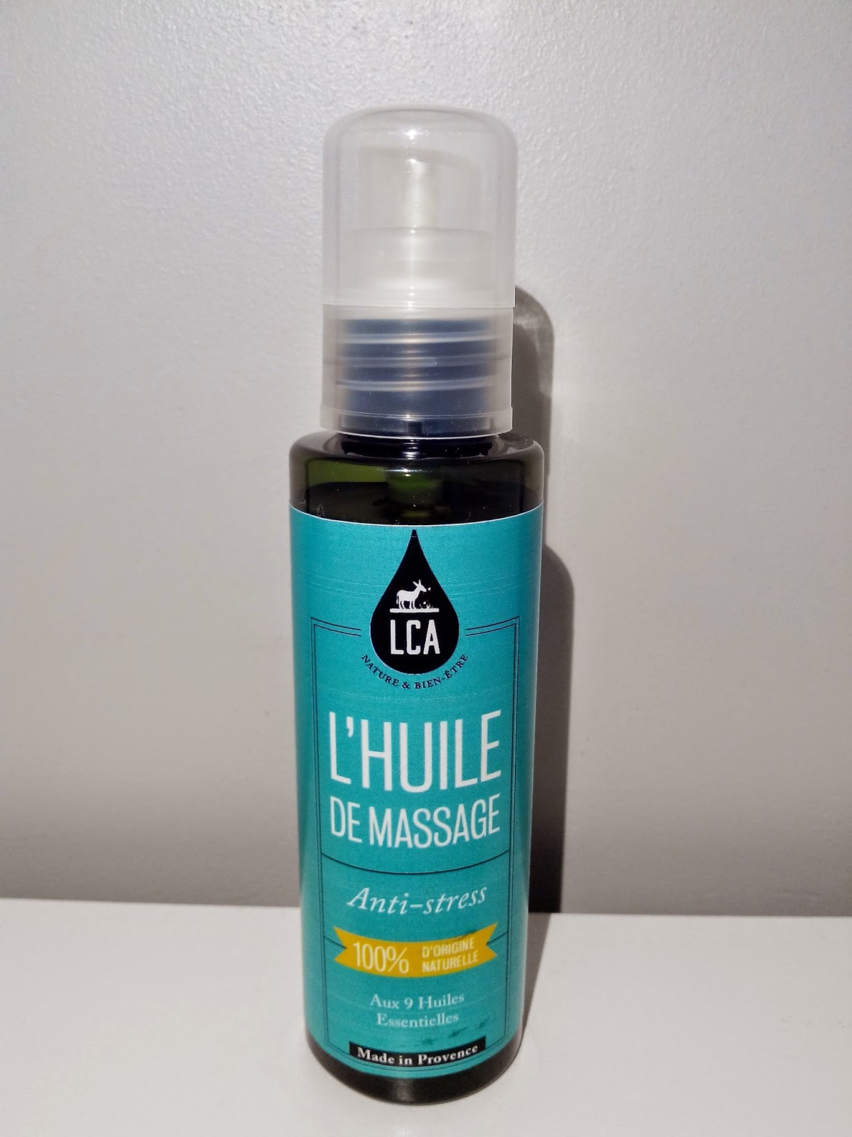 LCA Aroma, huiles essentielles, spray sommeil, huile de massage, bullelodie