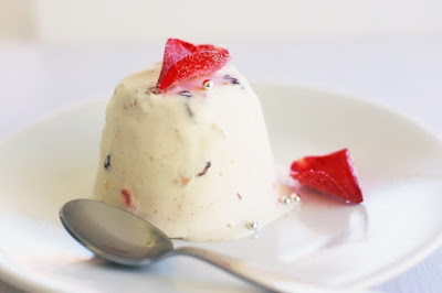 Christmas pudding ice-cream Recipe