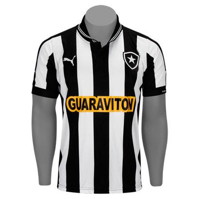 Nova Camisa Botafogo 2013