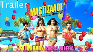 Mastizaade (2016) World4free - Ringtones In Mp3 Format - DjMaza, Songspk