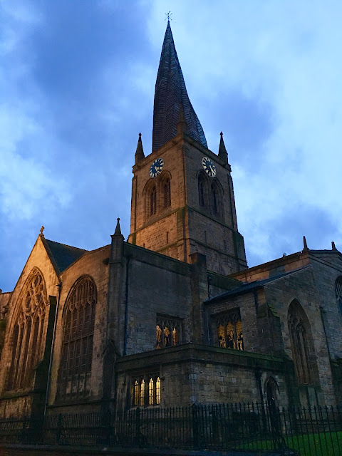 Chesterfield's Crooked Spire