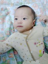 5 Months old Lil Irfan Ahmad
