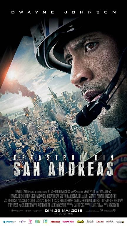 San Andreas Dezastrul din San Andreas online subtitrat 2015