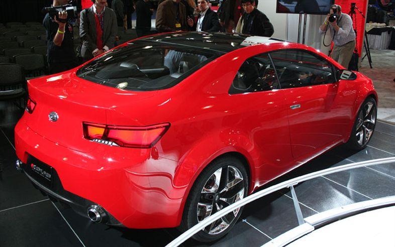 kia koup concept  Car Lamborghini Asterion