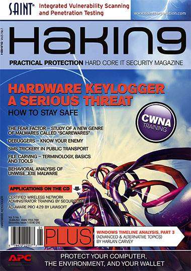 Hakin9 Magazine Issue January 2010