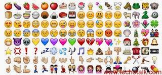 emoji to copy and paste