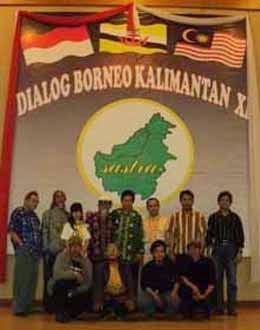Temu Sastra Borneo