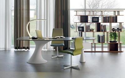 Furniture Cantik Untuk Ruang Kerja Anda 2