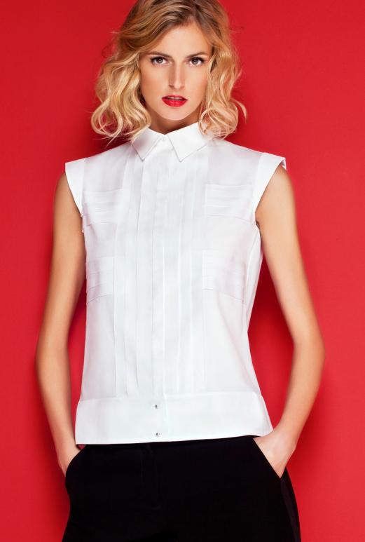 Carolina herrera lanza su white shirt collection moda 2 for Carolina herrera white shirt collection