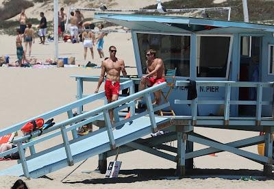 Canon 5D Mark III Manhattan Beach Lifeguards