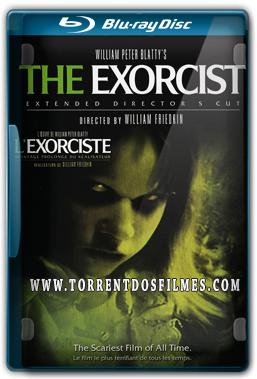 O Exorcista: Versão Estendida (1973) Torrent – BluRay 1080p Dual Áudio