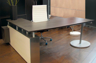 Muebles de oficina dise o de escritorios de trabajo - Escritorios de diseno ...
