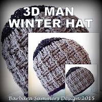 crochet patterns, how to crochet, hats, beanies, men,